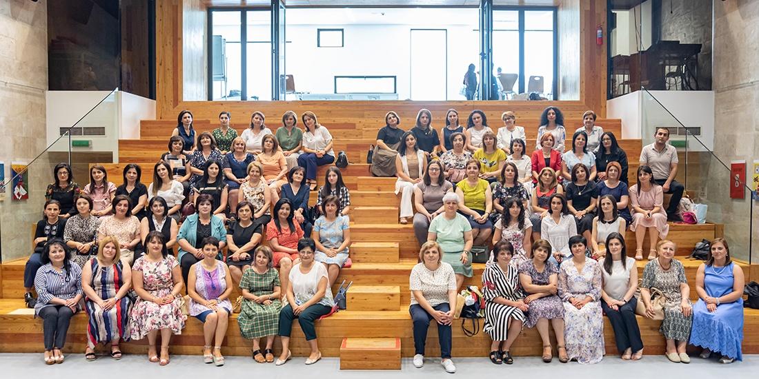 «Այբ»-ը ձգտում է ունենալ ուսուցիչների ուժեղ համայնք
